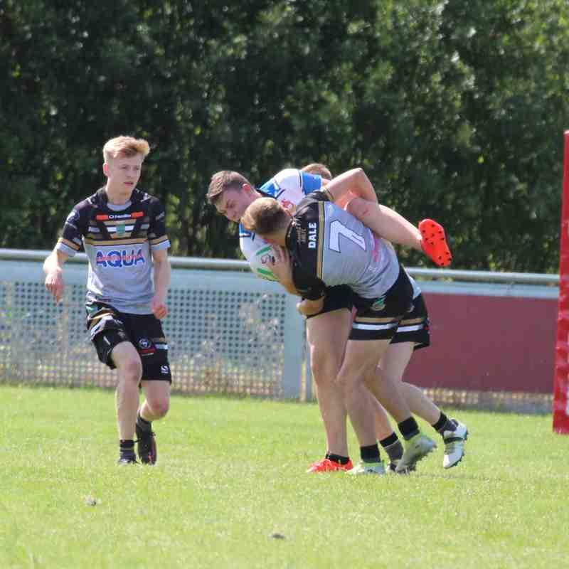 u16s v Rochdale Mayfield NWC Cup Final 8-7-17