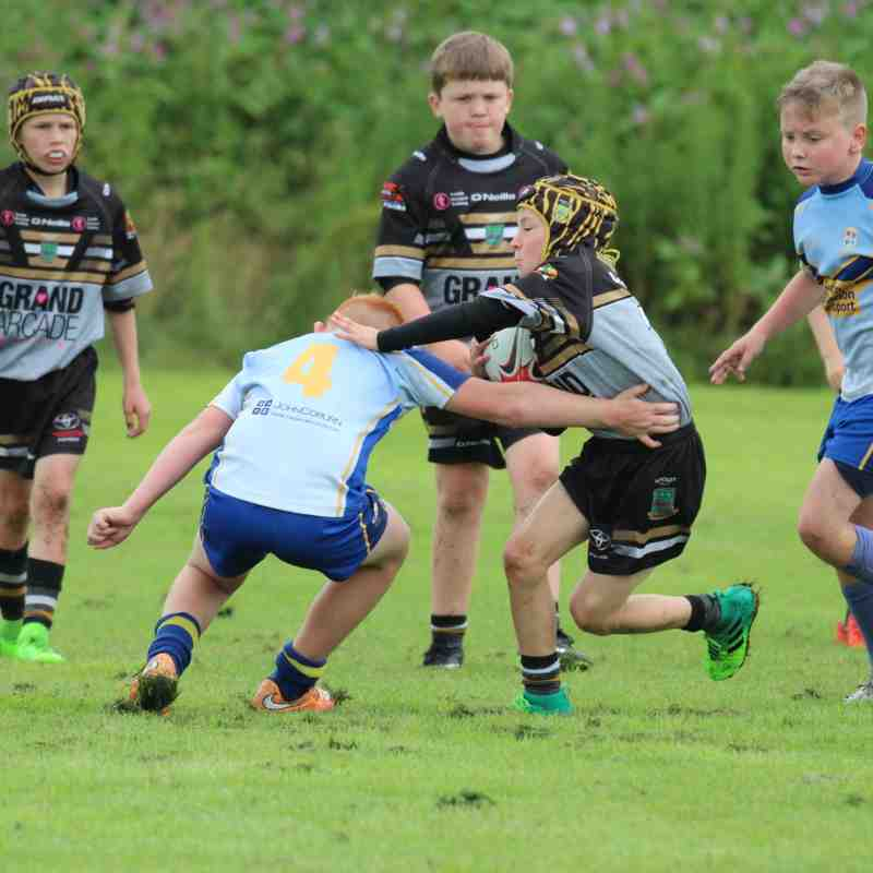 u9s v Orrell St James 16-7-17