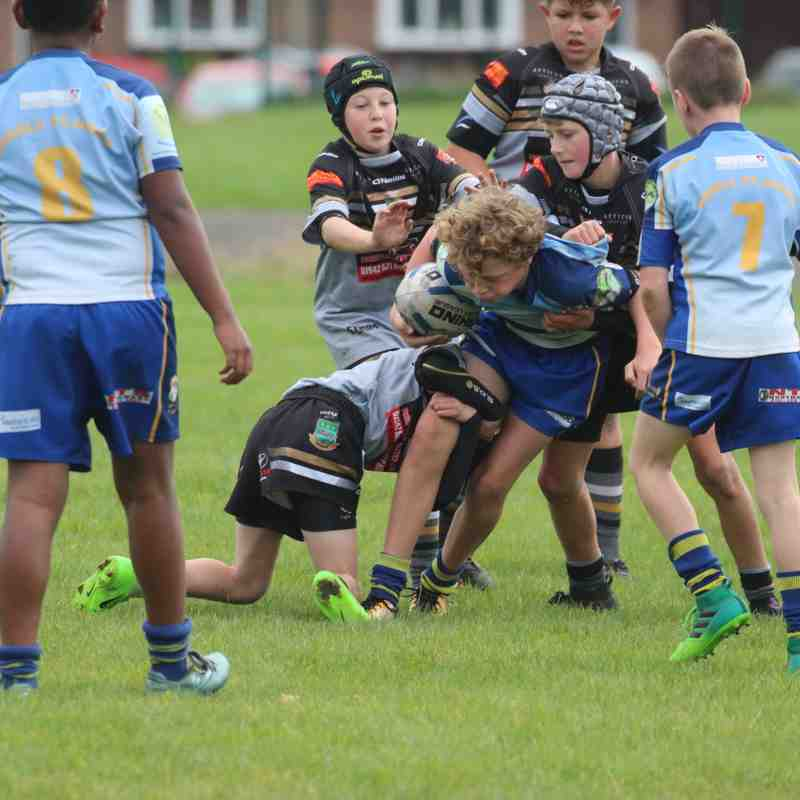 u11s v Orrell  St James 17-9-17