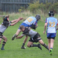 u14s v Orrell St James (NWC Cup Final) 30-9-17