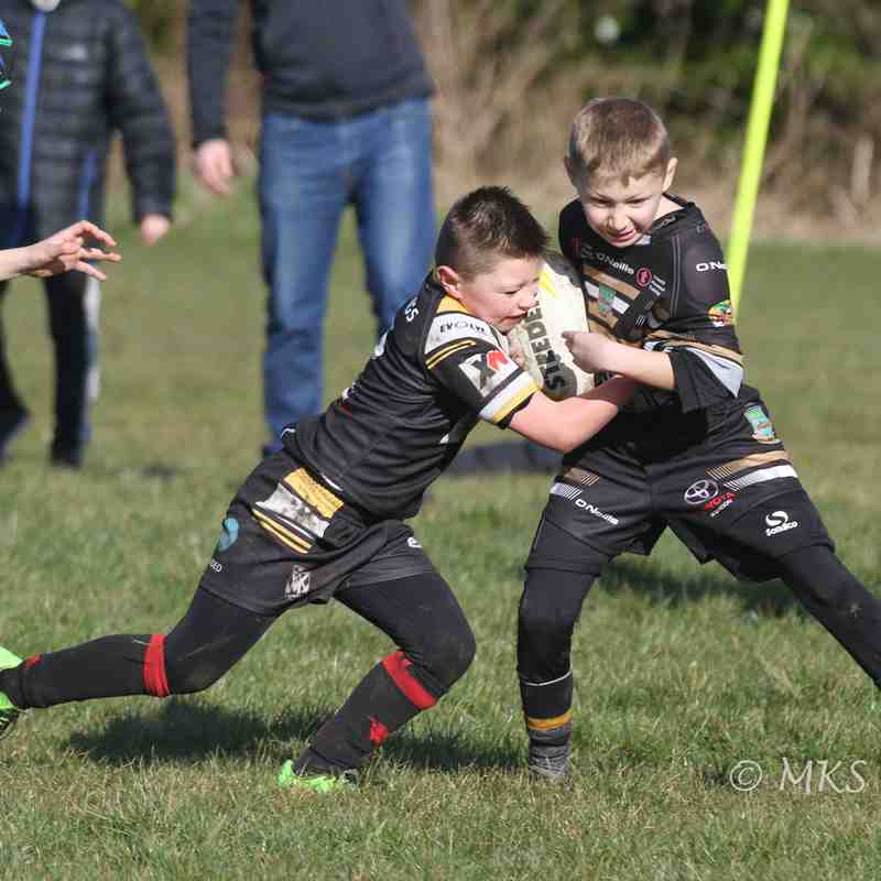 u10s (Golds) v Wigan Bulldogs 25-3-18