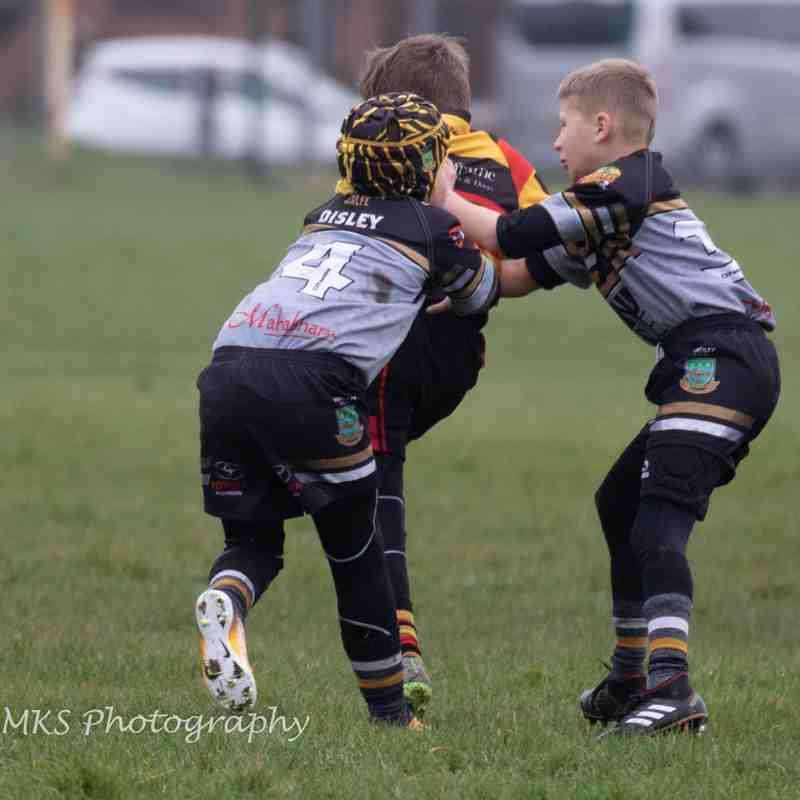 u10s (Golds) v Pilks 8-4-18