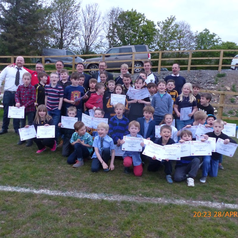 Junior Presentation Evening April 2017