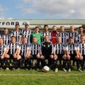 RETFORD F.C beat Staveley Miners Welfare Reserves 0 - 3