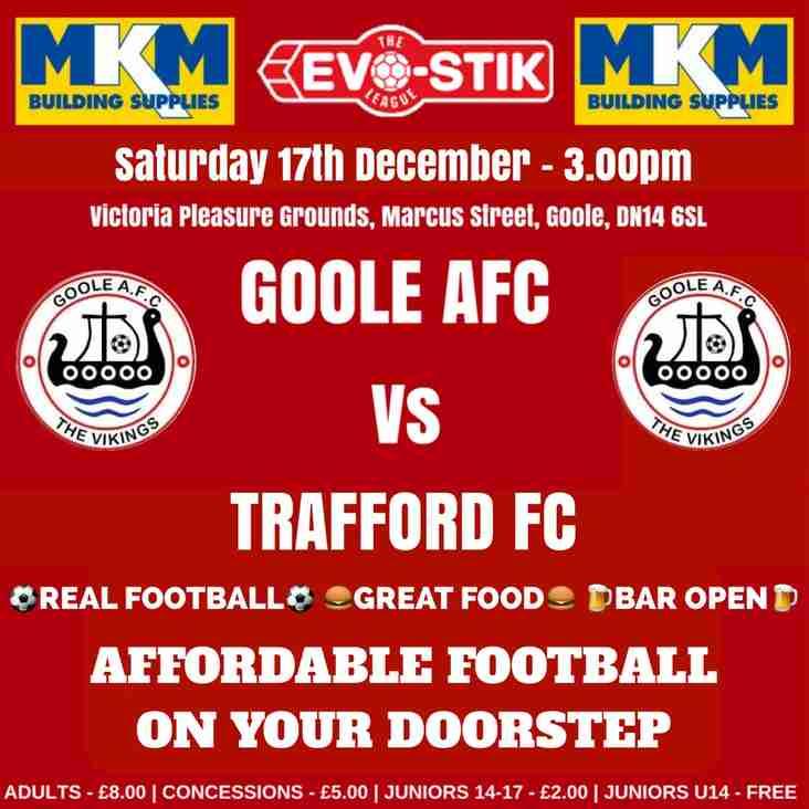 Goole AFC Vs Trafford FC