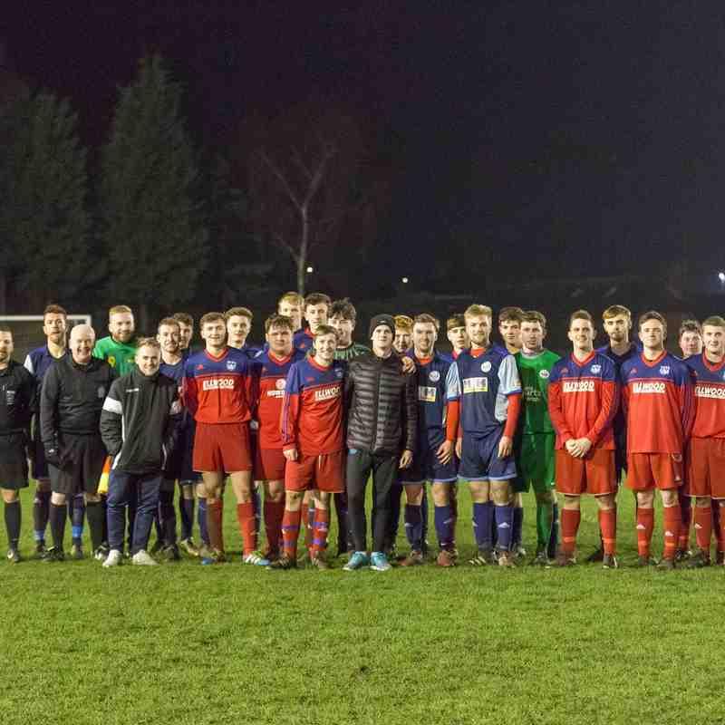 Goole AFC Vs Goole United (20/12/16)