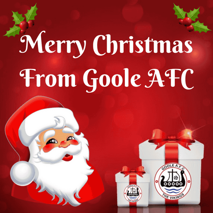 Merry Christmas From Goole AFC