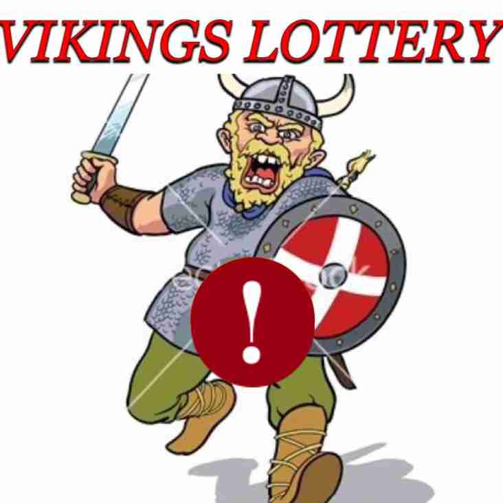 Vikings Lottery Notice