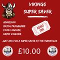 Super Saver Ticket