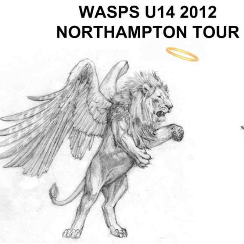 Wasps U14 Tour to Northampton