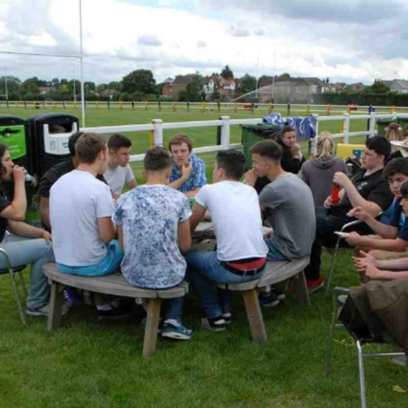 U16/Colts End of Exams BBQ