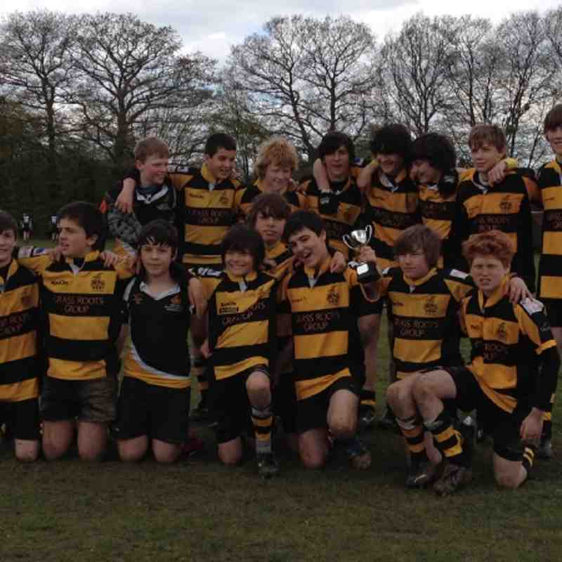 U13 Amersham & Chiltern 10s Tournament