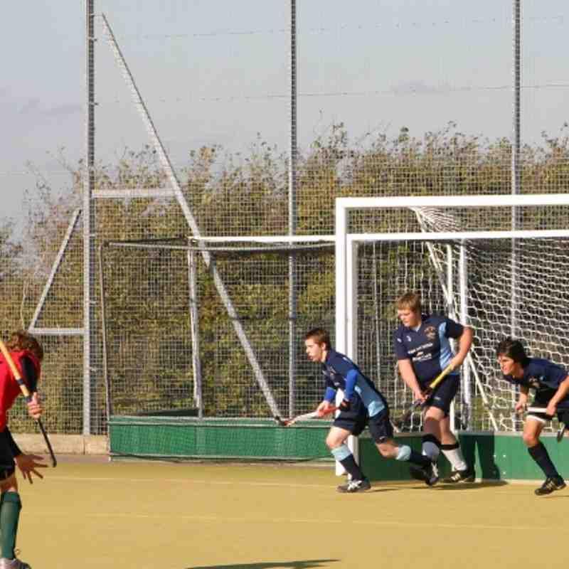 Women's 2nds Playing Mendip  and Mens 2nds Playing Marlborough B (22.10.11)