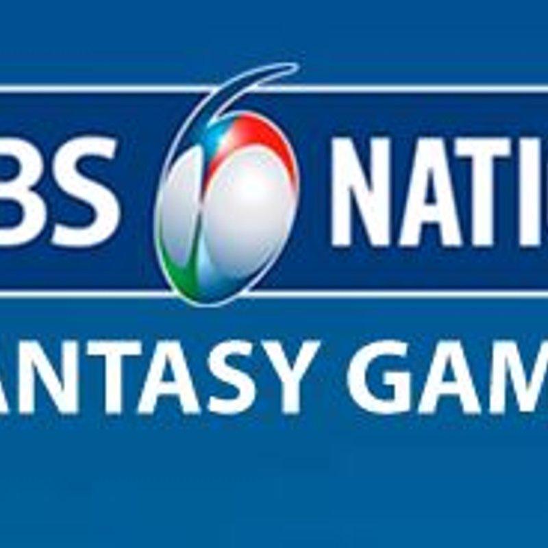 Six Nations fantasy league