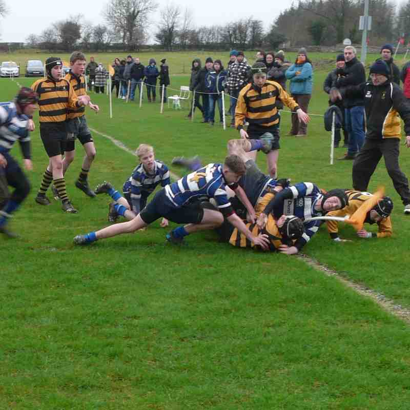 U15 v Yarnbury Jan 2016
