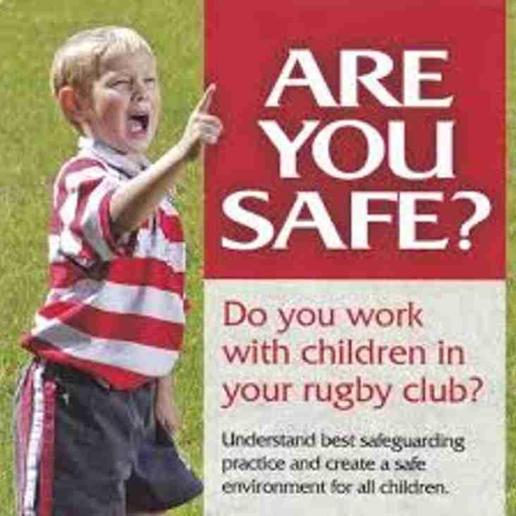 "Safeguarding Children - ""Play it Safe"" Workshop at BERFC 30th March 2017"