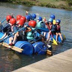 Lee Valley White Water Centre U13's Team Bonding !!