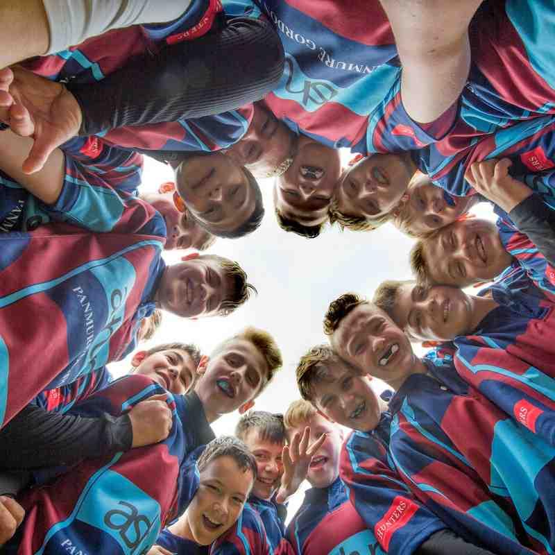 BERFC U13's TIGERS CHALLENGE TOUR MINEHEAD 2017 (1)