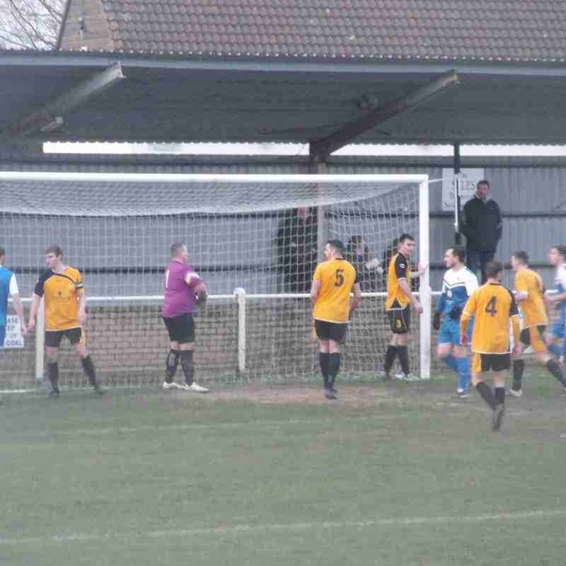 Wivenhoe v The Hares (League Cup Quarter Final)