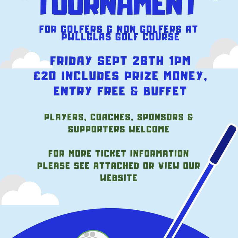 Ruthin Town FC - Golf Tournament