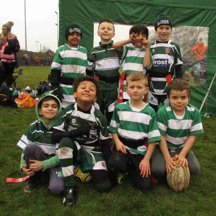 U8s Staines Minis Festival 15th April