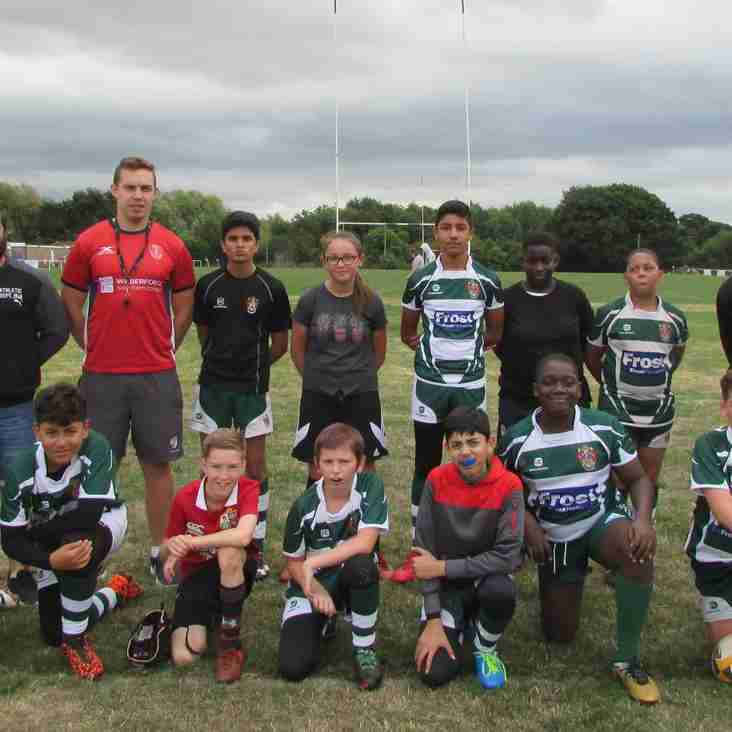 U13s No Rugby 5th May