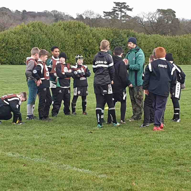 U12s Slough/ Farnham Royal training - 10/2/19