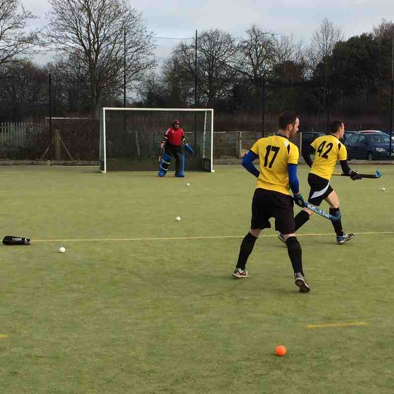Mens 1s v Chester Men's 2s - 7th February 2015