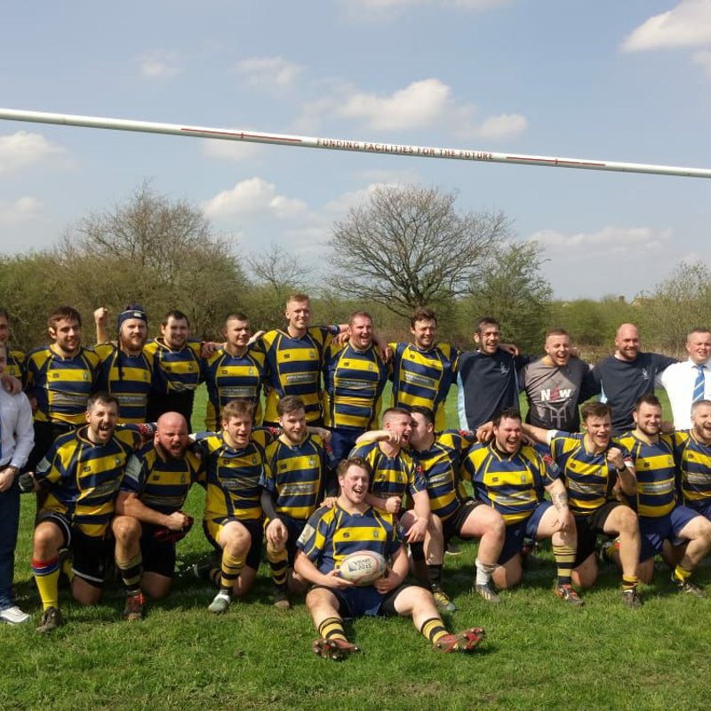 Ealing Exiles vs Hayes RFC  MMT 5 Play off final