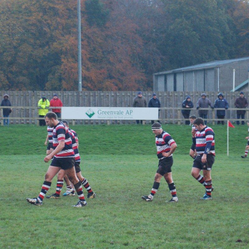 Wandies win at home against North Berwick