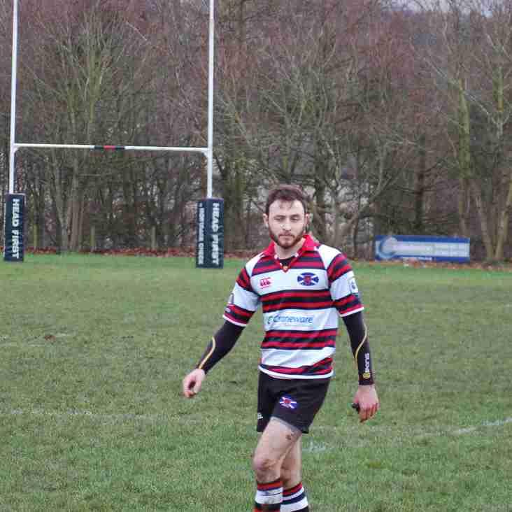 1st XV Team Away at Haddington