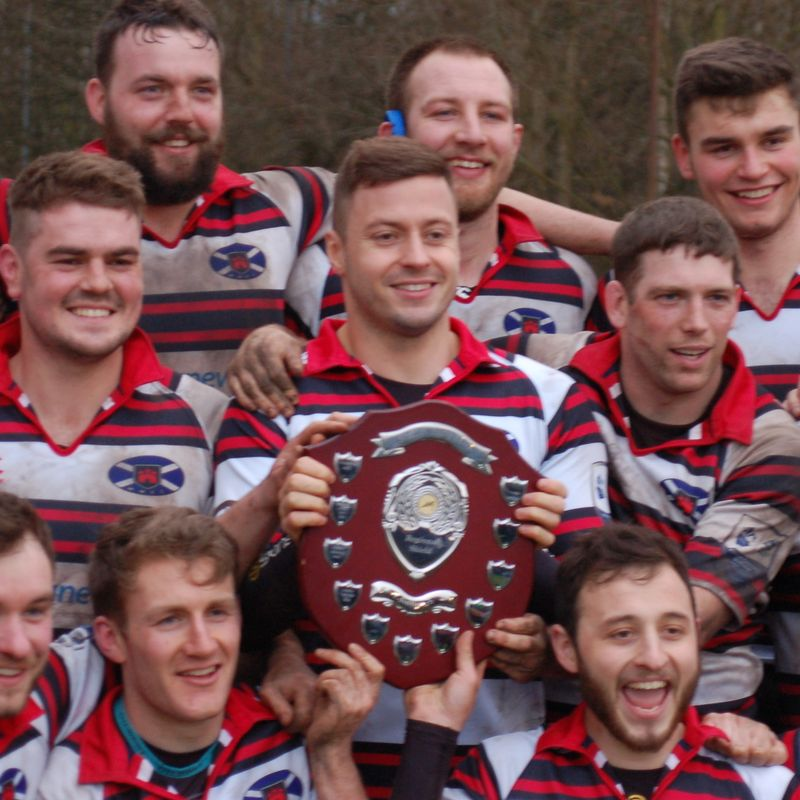 Edinburgh Shield Final 2017 @ Linlithgow