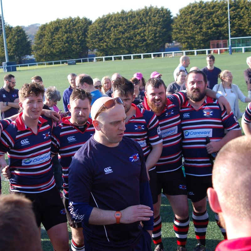 Murrayfield Wandies Squad for the BT National Shield Final