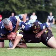 Chester Gladiators 14 Wigan Bulldogs 28