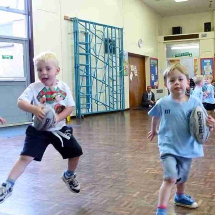 Tots classes restart this weekend