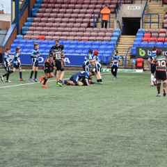 Chester Gladiators U11s at Widnes Vikings festival