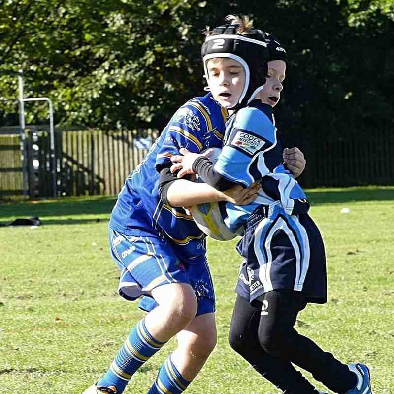 Chester Gladiators U7s v Crosfields Vipers