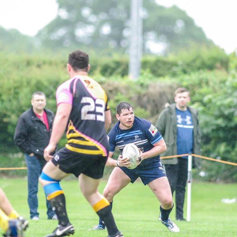 Chester Gladiators 44 Fitton Hill Bulldogs 26