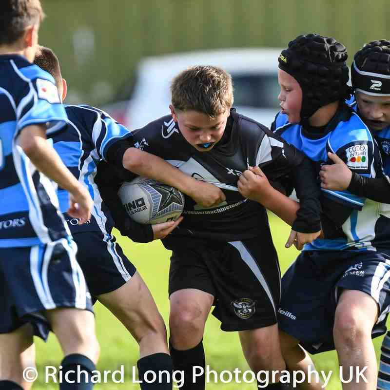 Chester Gladiators U11s v Flintshire Falcons