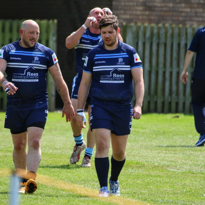 Chester Gladiators 12 Burtonwood Bridge 58