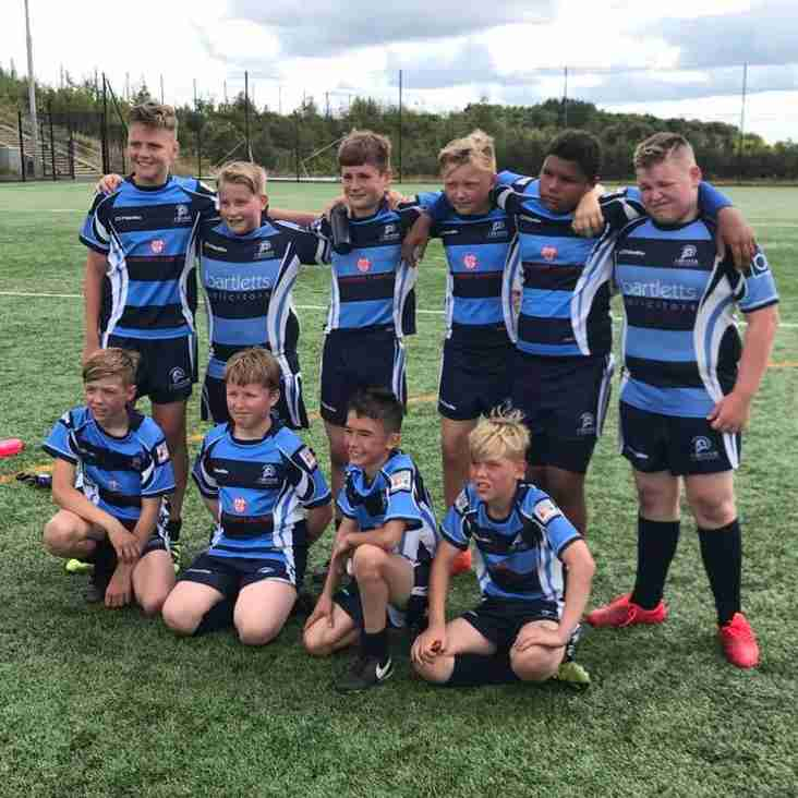 Gladiators U13s impress in first outing