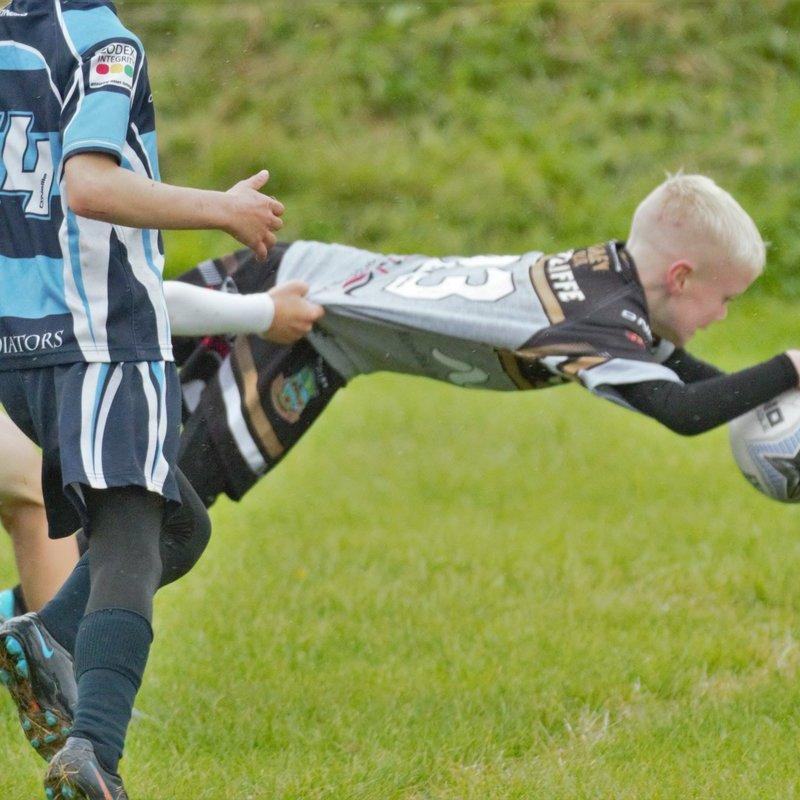 Chester Gladiators U8s v Hindley