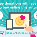 Raise funds for Chester Gladiators when you shop online