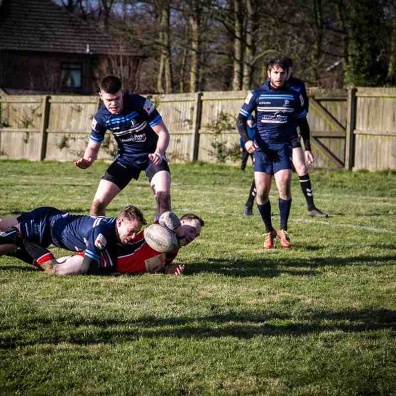 Eccleston Lions 24 Chester Gladiators 6 (2018)