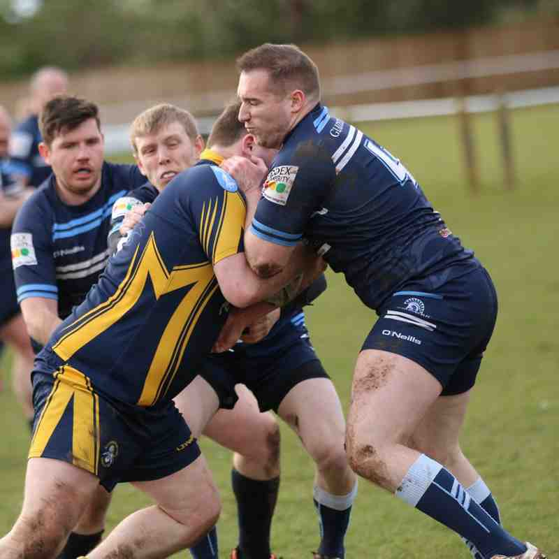 Chester Gladiators 10 Westhoughton Lions 54 (2018)