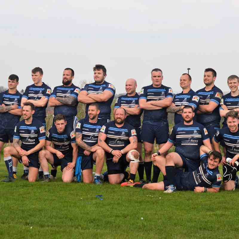 Wigan Bulldogs 22 Chester Gladiators 32 (2018)