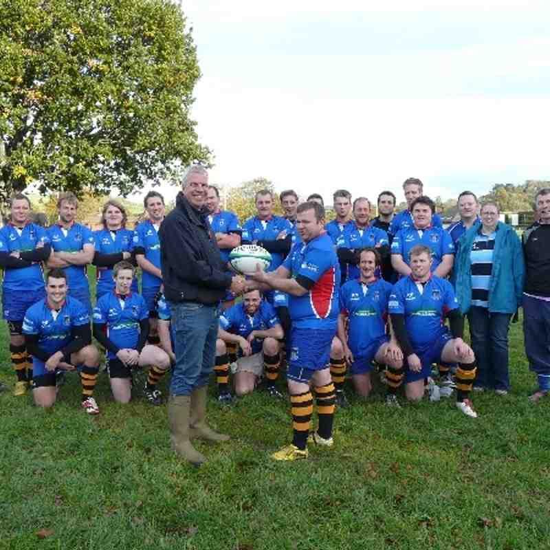 Totnes 1st and 2nd Teams against Topsham 09/11/13