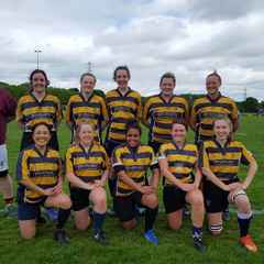 City Ladies play first fixture in 8 years!