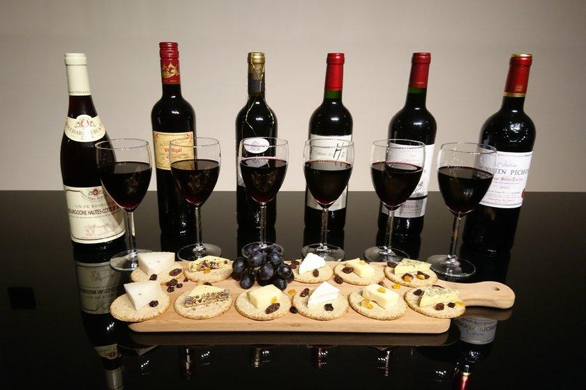 BERFC Wine Tasting Evening