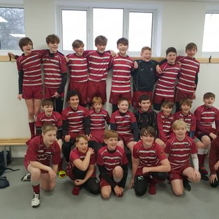 Wirral U13 Victorious at Chester